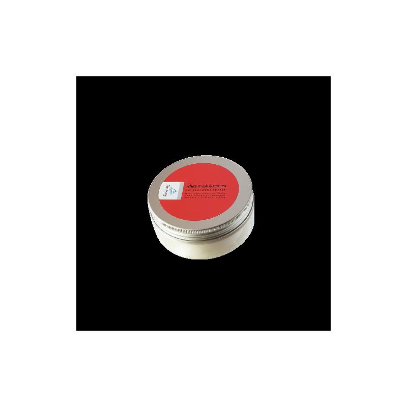 Masło do ciała z ekstraktem z czerwonej herbaty i białego piżma Tso Moriri